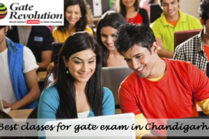 Best classes for gate exam in Chandigarh